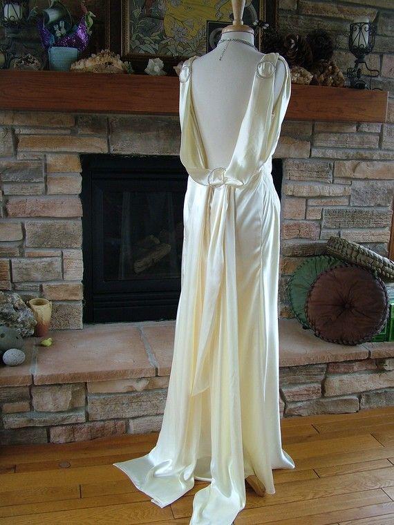 Nice buckle adornment detail handmade vintage inspired for Slipper satin wedding dress