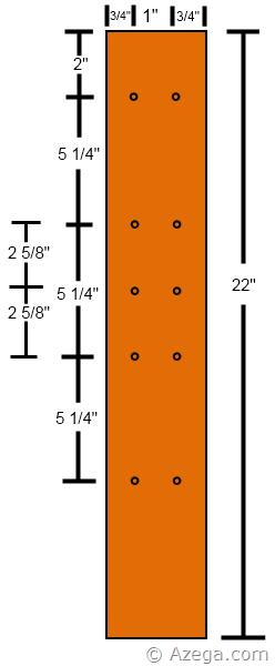 diy hdtv antenna diagram