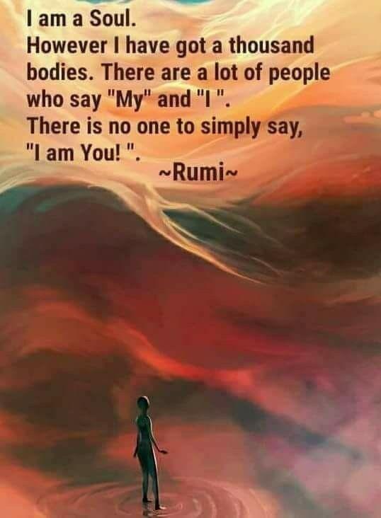 Top 100+ Say I Am You Rumi