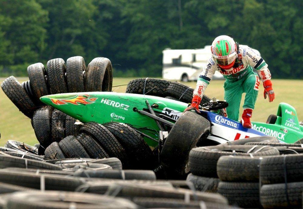 Crash Formule 1 Grand prix, Le castellet