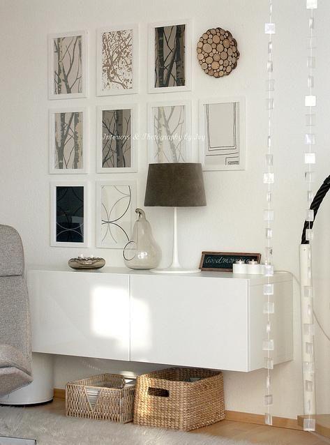 Album - 11 - Gamme Besta (Ikea) Bureaux, bibliothèques, réalisations ...