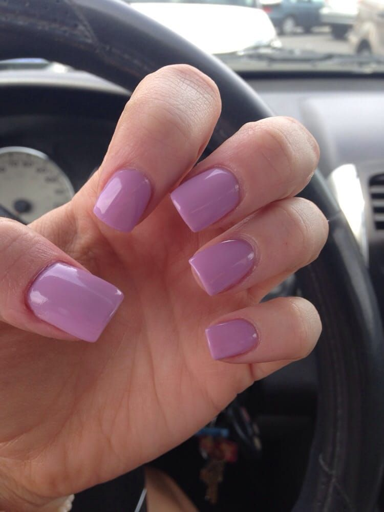 Photo of Nice Nails & Spa - Fresno, CA, United States. Acrylic fill ...