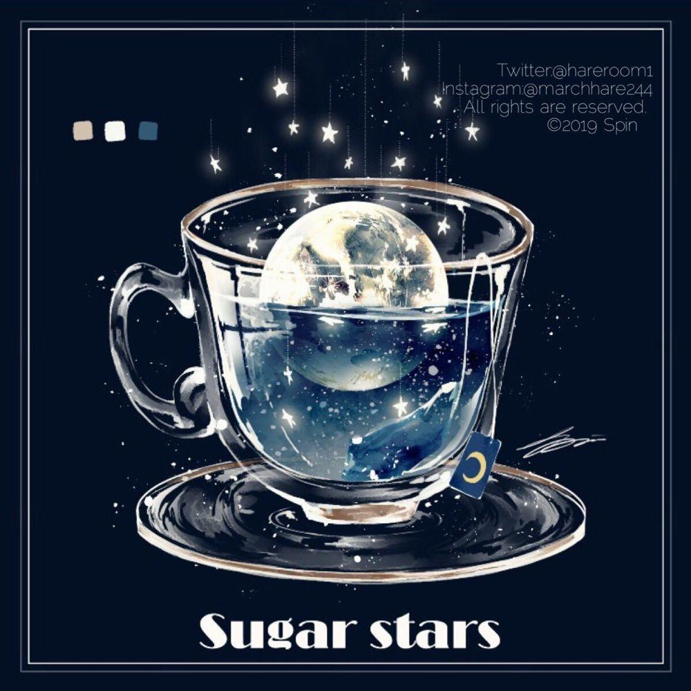 spin 通販中 on twitter tea art aesthetic art cute art