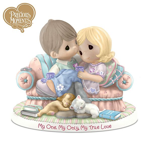 Precious Moments My One, My Only, My True Love Figurine