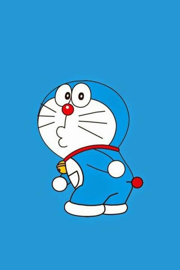 Wallpaper Hp Gambar Doraemon 3d Lucu