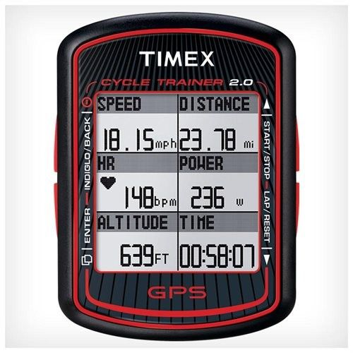 Time Cycle Trainer 2 0 Bike Computer With Gps Technology Gps