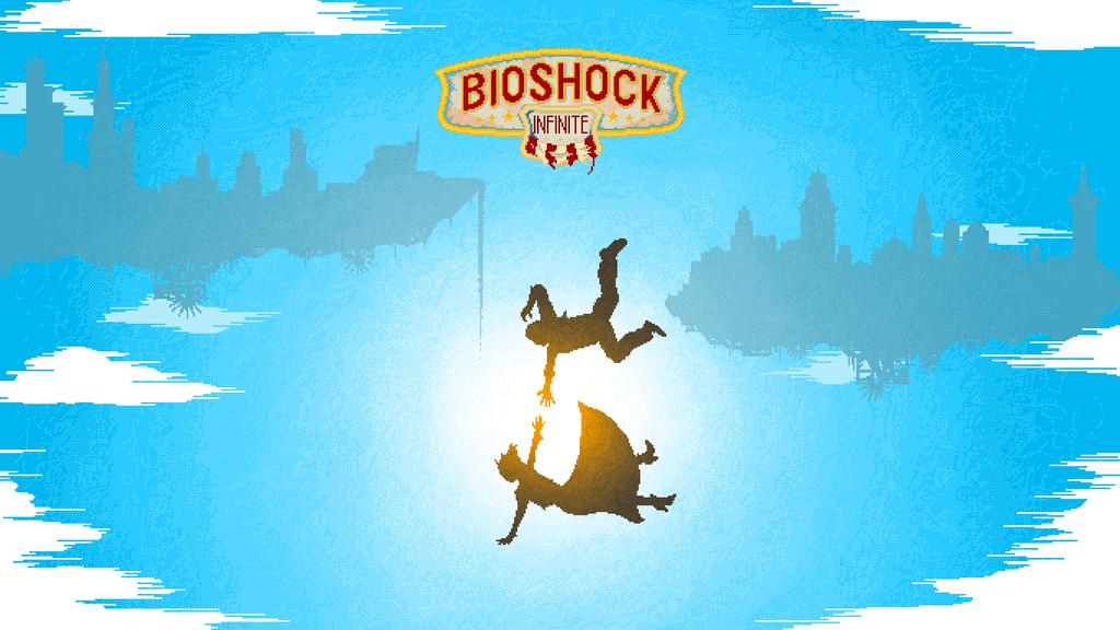 bioshock art - Google Search