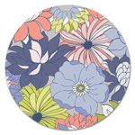 art gallery fabrics CF-30030 Flower Bed Iris