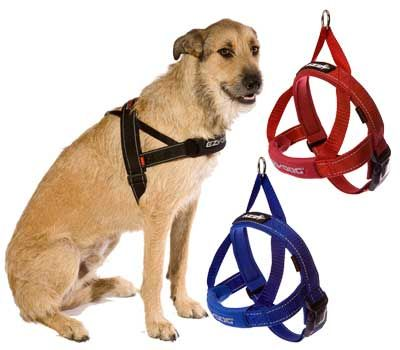 Ezydog Quick Fit Harness Black Xl From King Wholesale Pet Supplies