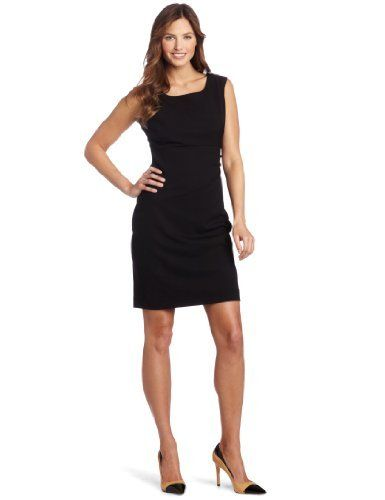 Reviews Rafaella Womens Curvy Sheath Dress Black 4 Kern Shops