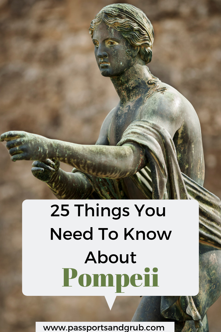 Photo of 25 Things to Know About Pompeii