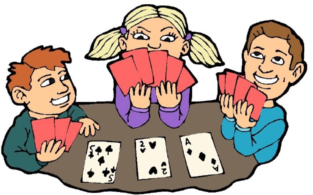 5 Fun Card Games By Rex Fun Card Games