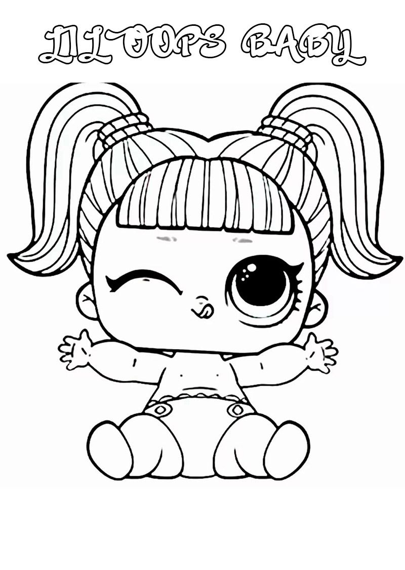 Lol Surprise Dolls Coloring Pages Print Them For Free All The Series In 2021 Puppy Coloring Pages Unicorn Coloring Pages Baby Coloring Pages [ 1125 x 800 Pixel ]