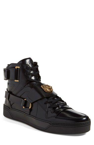 ca526c60b05 Gucci  Tiger  High Top Sneaker (Men)
