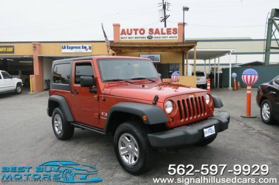 Cars For Sale Used 2009 Jeep Wrangler In X Signal Hill Ca 90755 Details Sport Utility Autotrader Jeep Wrangler For Sale Autotrader Jeep Wrangler