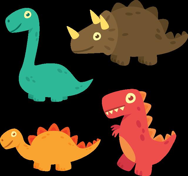 Clipart Dinossauros Dinossauro Fofo Dinossauro Desenho E Festa