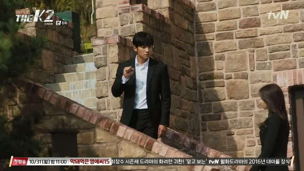 The K2: Episode 8 » Dramabeans Korean drama recaps   K2 in