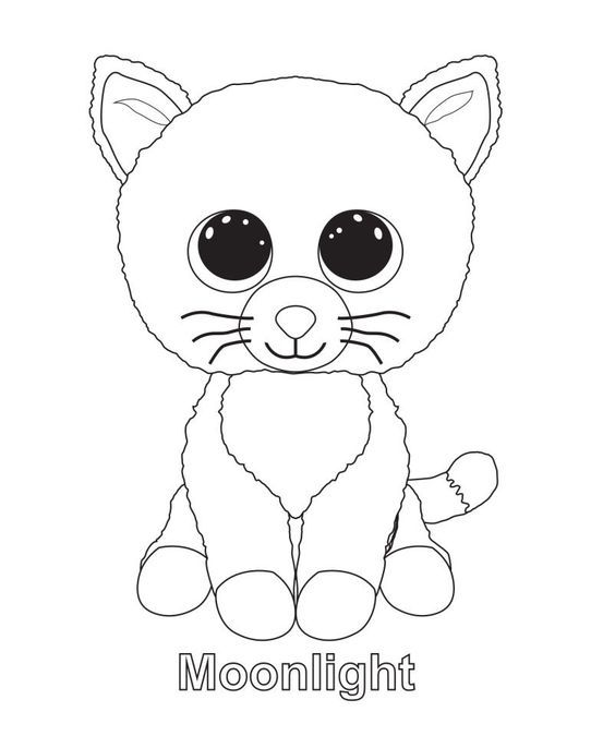 image result for beanie boos dog coloring pages coloring