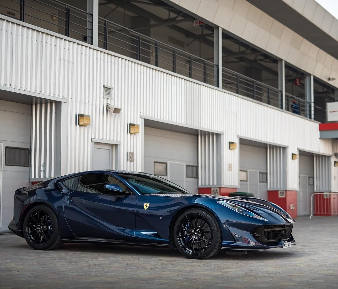 Automotive Photography On Instagram 812 Superfast Owner