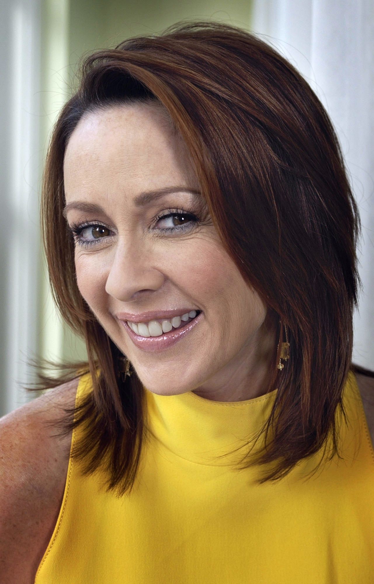 patricia heaton leather
