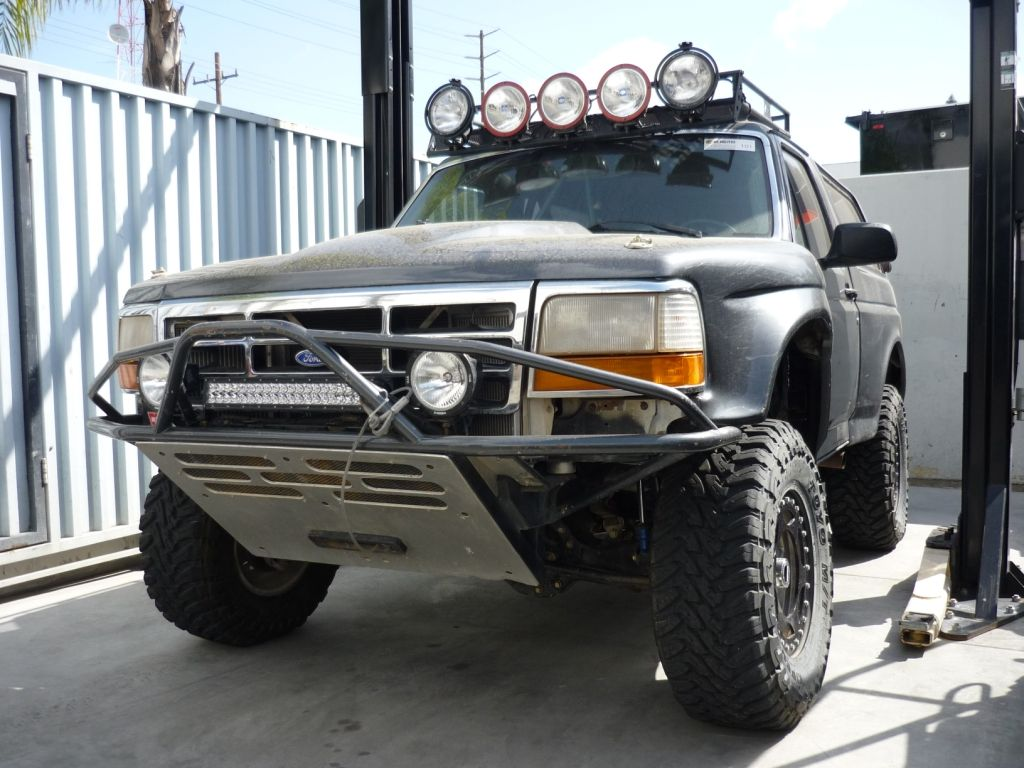 1990 Ford Bronco Baja Prerunner Pirate4x4com 4x4 And Off Road Lengthening Car Trailer Page 2 Offroad Forum