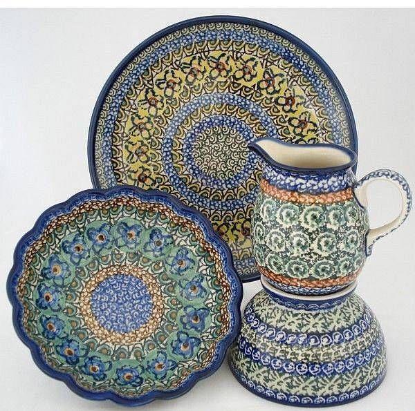 Timeless Kitchenware: Polish Pottery | Polish pottery, Pottery and ...
