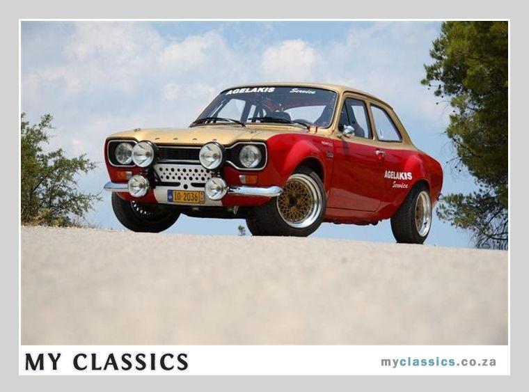 Classic Car For Sale 1969 Ford Escort MK1 BDA ALAN MANN (u20ac59000) & Classic Car For Sale: 1969 Ford Escort MK1 BDA ALAN MANN (u20ac59000 ... markmcfarlin.com
