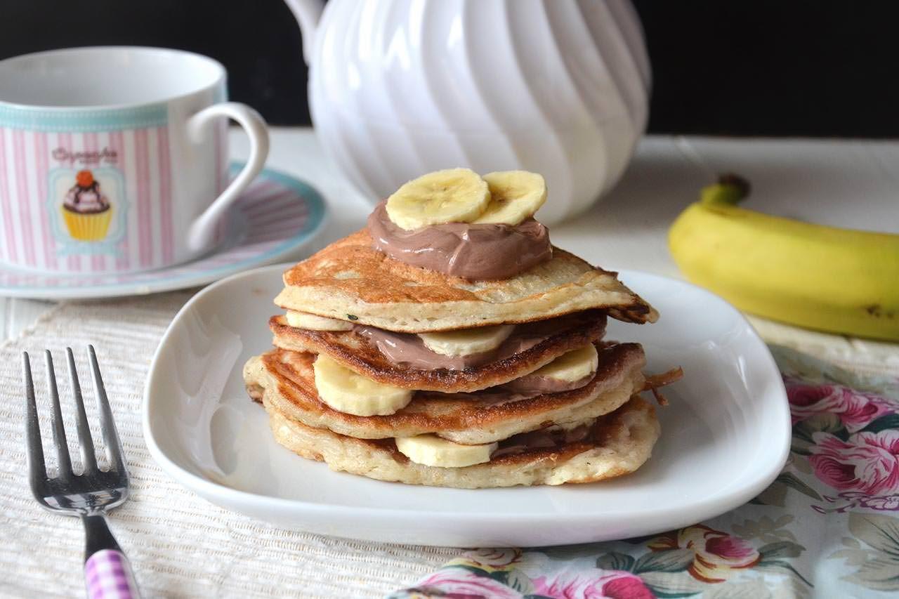 Pancake Light Ricette