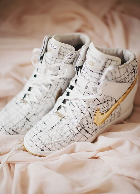 498964397ef8 Here we have a hot Nike WMNS Lunar Force 1 Sky Hi that makes will have you  shining bright all Summer long.
