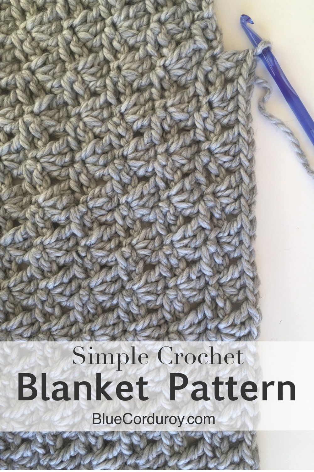 Crochet Lessons :: How to Crochet a Shell Stitch and Make a Simple ...