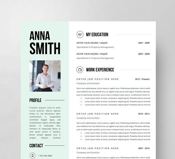 References Page Resume 3Page Resume  Cover Letter  Reference Page  Jessica  Mint2 .