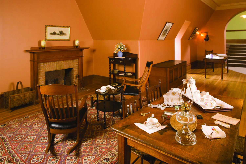 Servants Break Area: Biltmore House. The BiltmoreBiltmore Estate ...