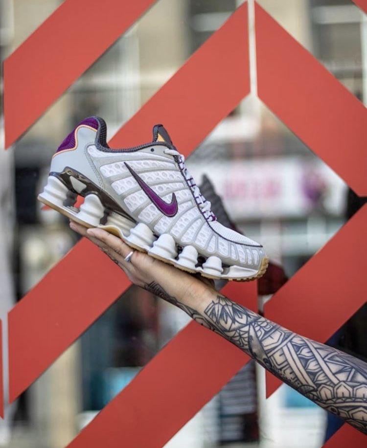 "Size? x Nike Shox TL ""Viotech"" | Nike"