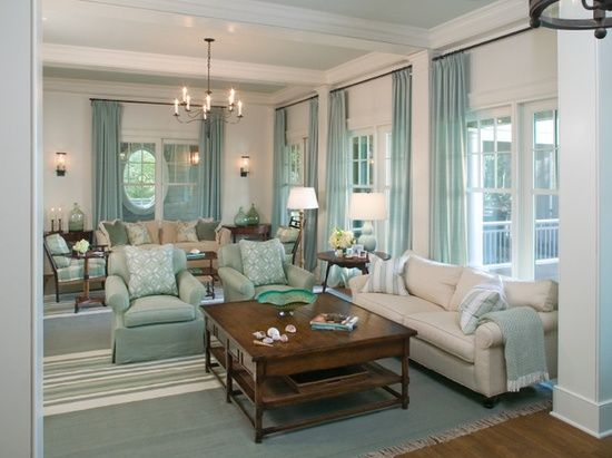 Decorating With Robin S Egg Blue A Fabulous Interior Color Blue Living Room Decor Blue Living Room Living Room Decor