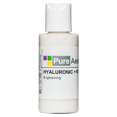 A highly effective moisturizer designed to lighten hyperpigmentation, fade sun spots, and restore brilliance and clarity to fatigued and sallow complexions. Hyaluronic Acid deeply hydrates the cells of the skin while premium actives combine for refreshed and rejuvenated skin. Hydroquinone free, this creme is safe for daily use. 97% Naturally Derived and 72% Organic.