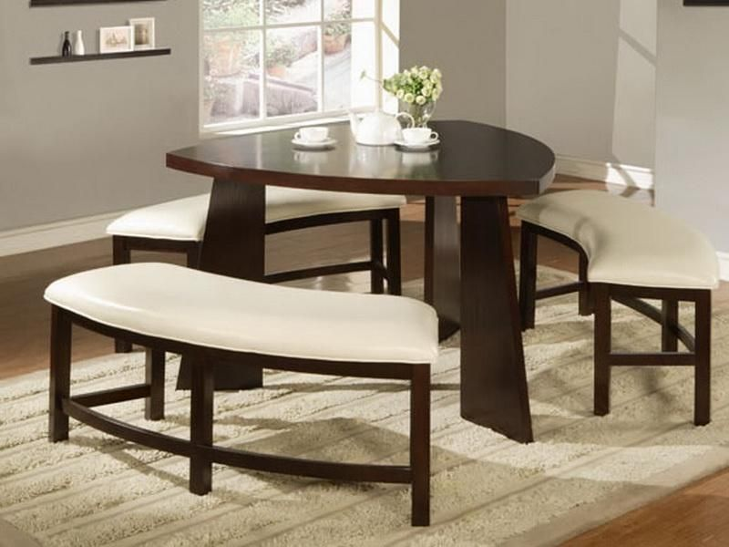 Great Dining Table Bench Corner Window   Google Search