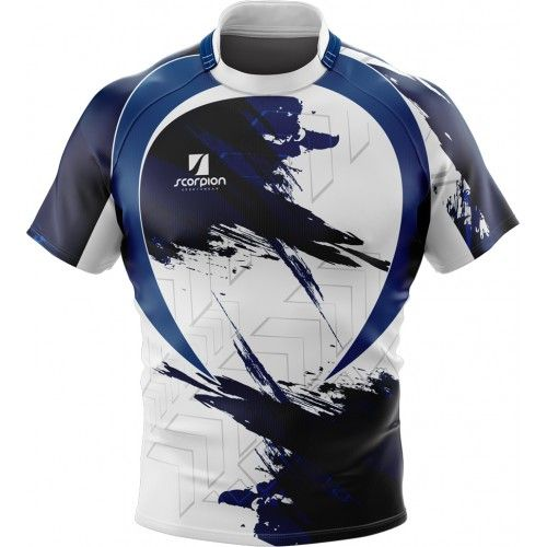 Design Your Own Football Kits Uk: Scorpion Sports UK printed Rugby Shirts from just 6 in your own rh:pinterest.com,Design