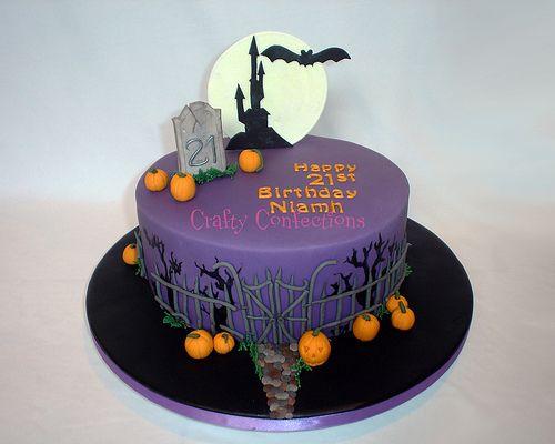 halloween cake ideas google search