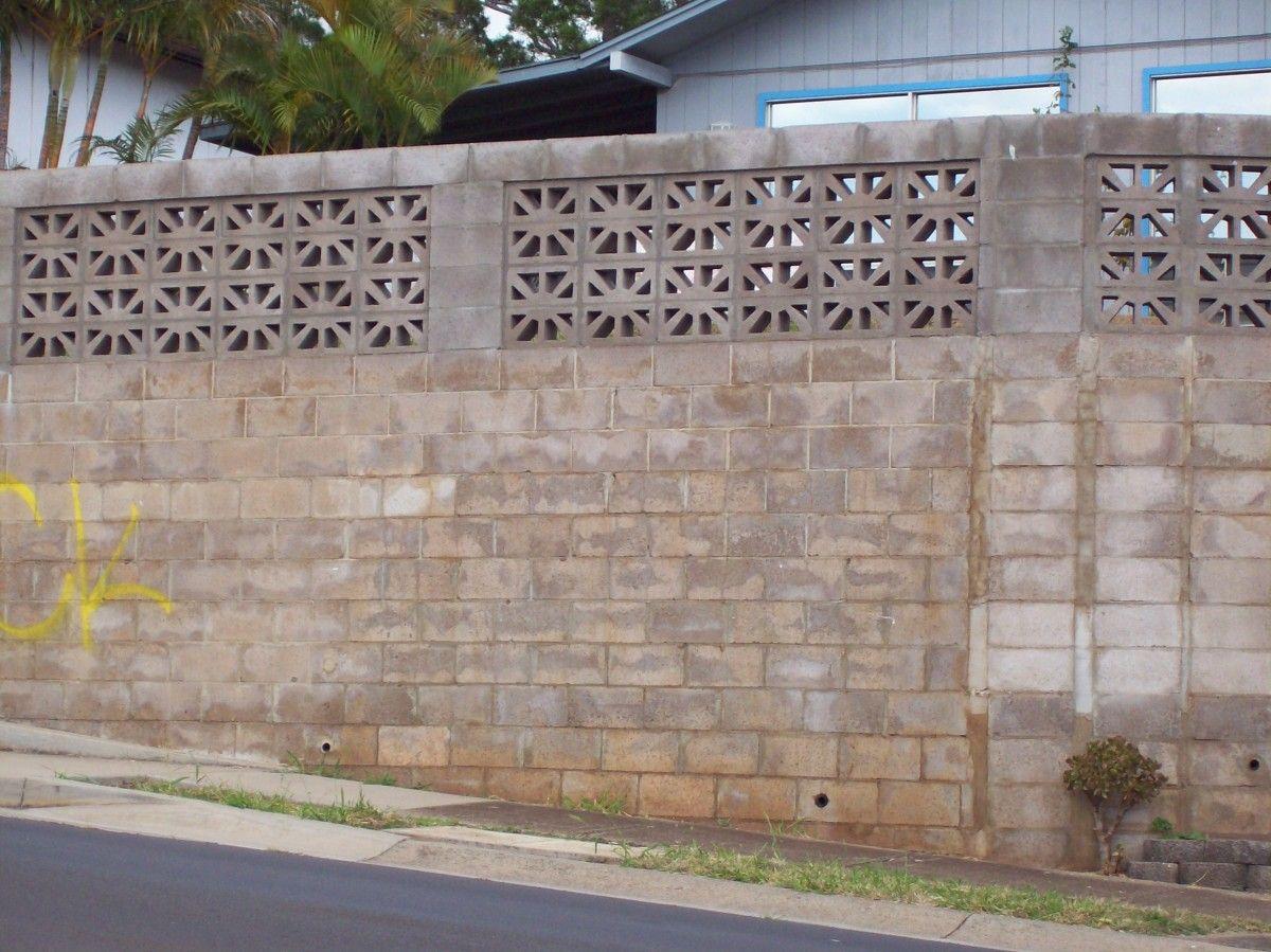 Graffiti Cinder Block Walls Decorating Cinder Block Walls