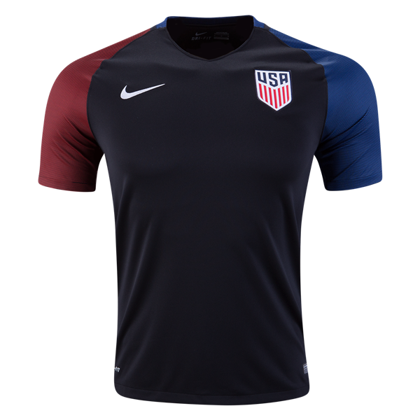 Nike Usa Away Jersey 2016 On Soccer Com Best Price Guaranteed For All Your Equipment And Arel Needs