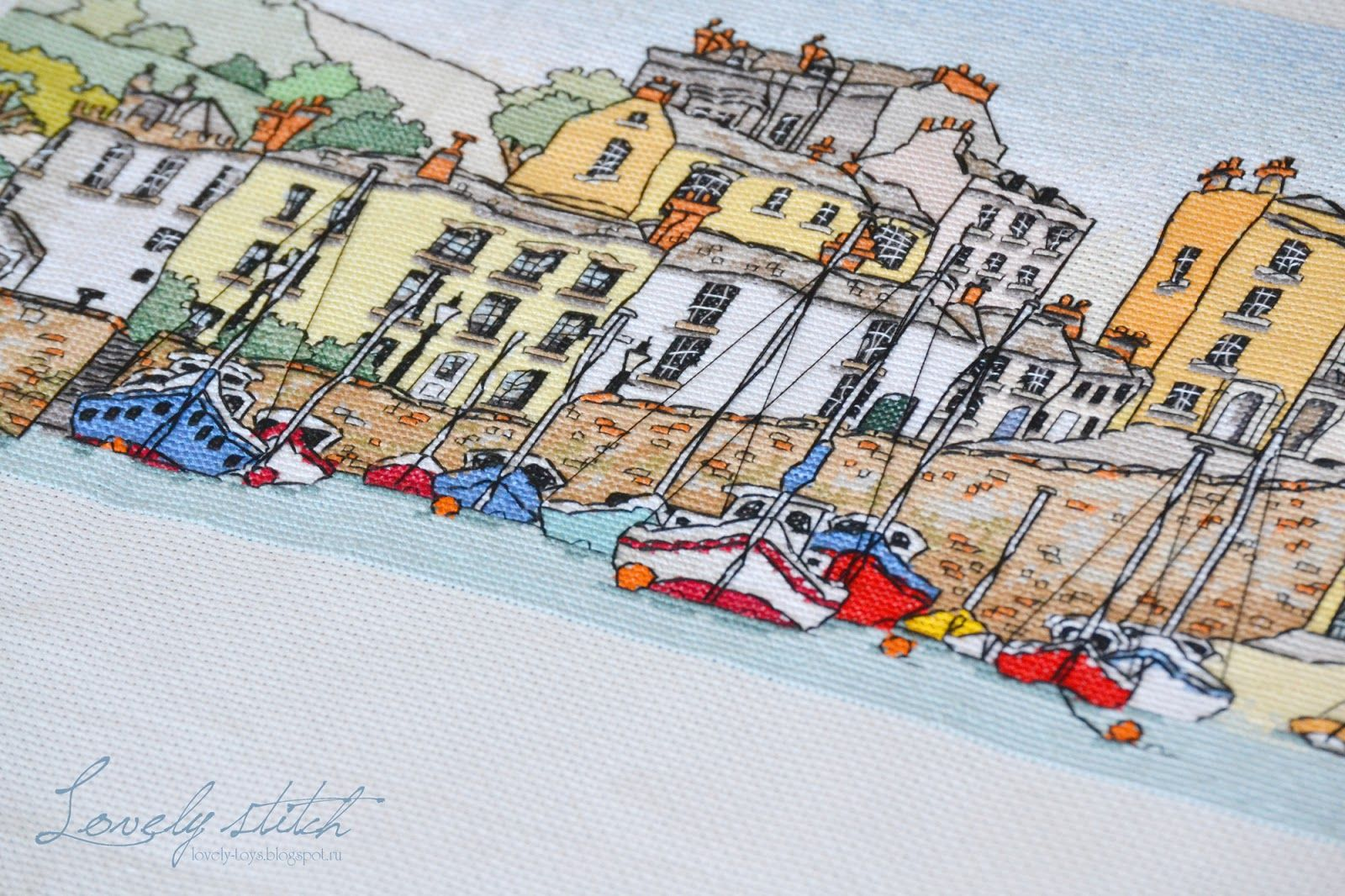 Harbour Town (Tenby).