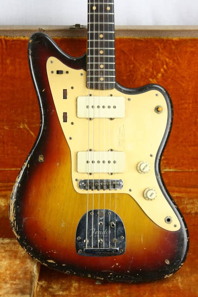 Fender Jazzmaster 1959 in 2019 | Music Gear | Fender electric guitar