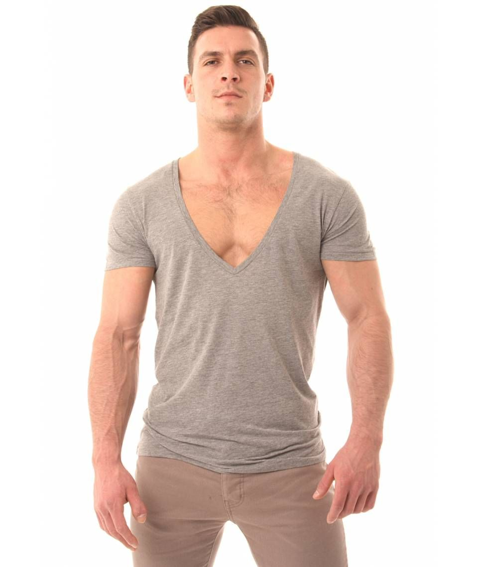 Men's 3 Pack Tall Man V Neck T-Shirt is rated out of 5 by Rated 5 out of 5 by james from Good Quality TALL T's I always find it hard to locate Tall size T-shirts. These are great shirts at a great price, and they fit my 6'7