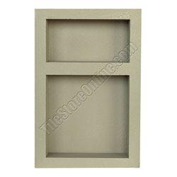 Laticrete Hydro Ban Preformed Shower Wall Niche - 12X12 & 12 X 6 Wide Combo Niche