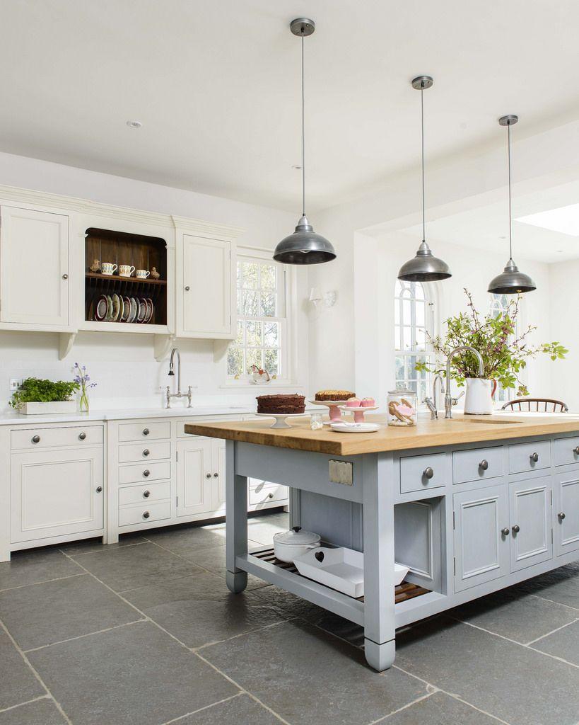 Best Miranda Gore Browne S Kitchen Slate Kitchen Grey 640 x 480