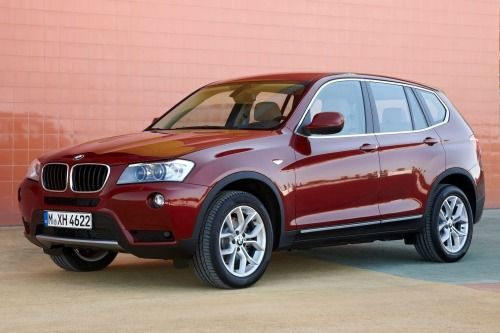 2013 Bmw X3 Xdrive28i 4dr Suv Exterior Voiture