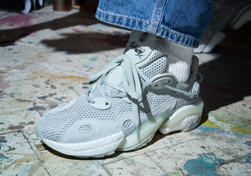 adidas Torsion X Ash Silver EE4885 SneakerNews.com | Adidas ...