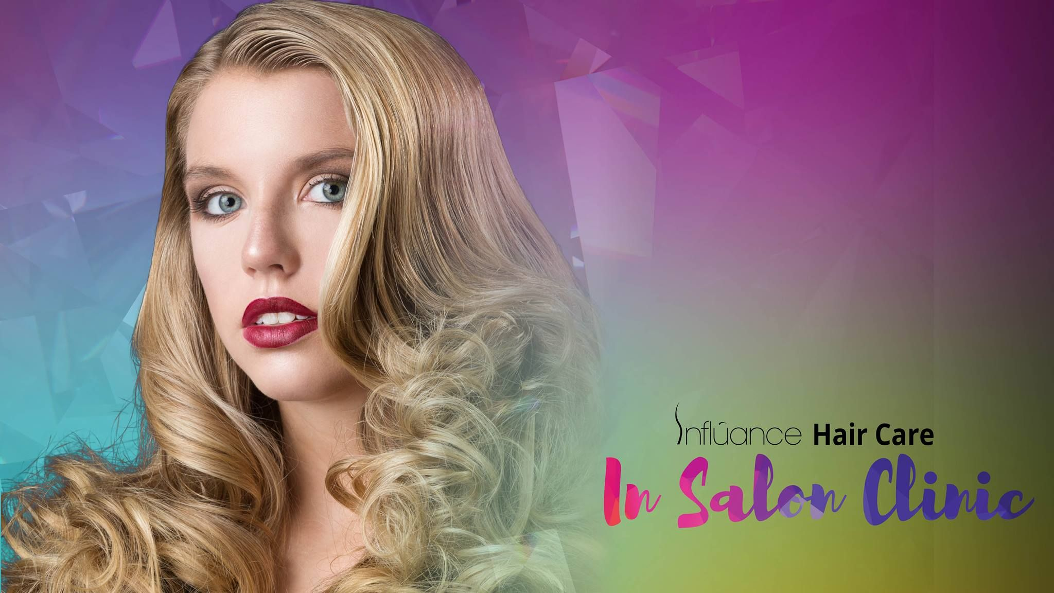 Check out Influance Hair Care events page for an In Salon