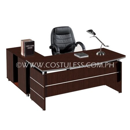 Executive Table Executive Desk Side Return Affordable Table