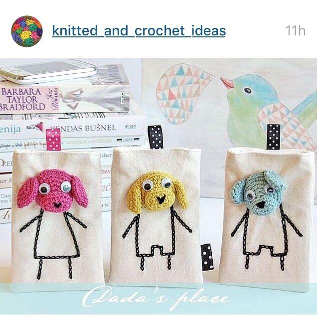 Pin de Thaissica en Crochet & Knitting | Pinterest